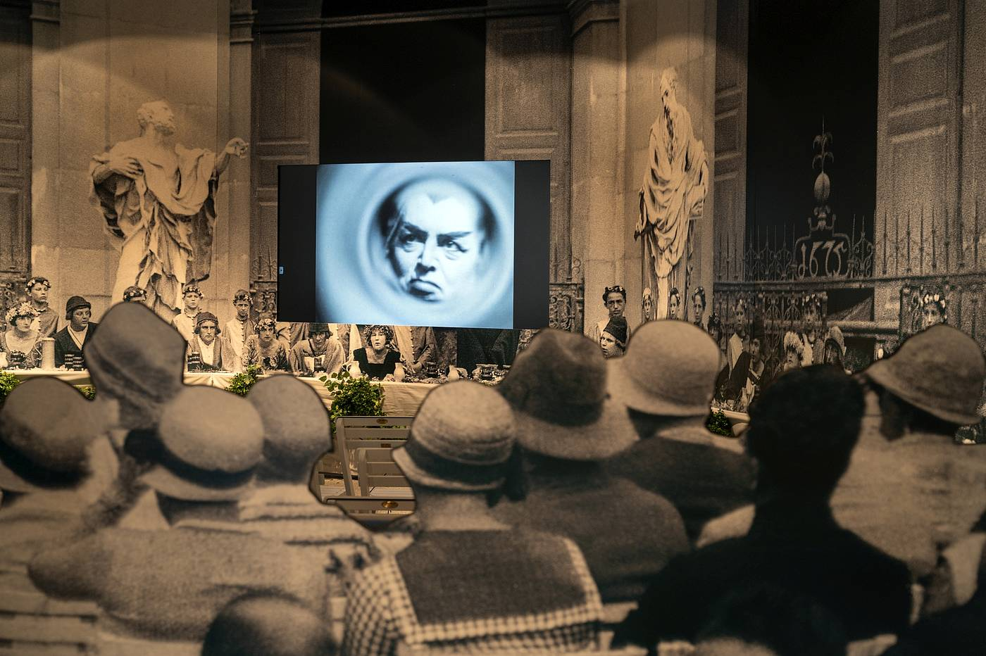 100 Years of the Salzburg Festival – a filmic introduction, photo/Copyright: Luigi Caputo